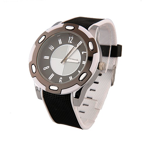 trendy racer mens womens silicone fashion sports