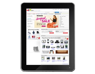 Google Android 4.0 Capacitive Multi Touch Screen WiFi UMPC MID