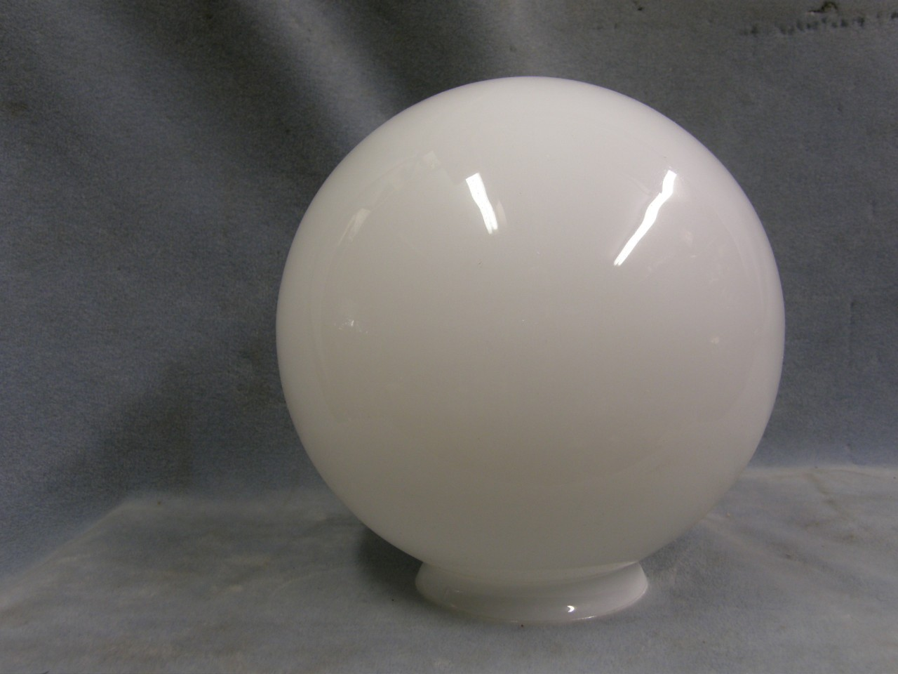 milkglass white lamp shade globe replacement light spheres ball ebay. Black Bedroom Furniture Sets. Home Design Ideas