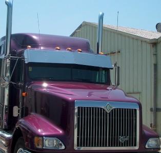 Custom International 9400