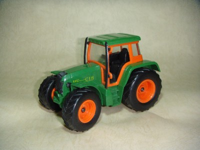 Farmer Tractor Shaped Butane Cigarette Lighter #bos65