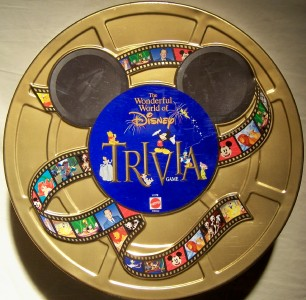 The Wonderful World of Disney Trivia Game 25 *REPLACEMENT ...