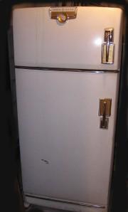 ge refrigerator vintage 1950 39 39 s ge refrigerator. Black Bedroom Furniture Sets. Home Design Ideas