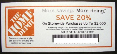 Safety depot coupons