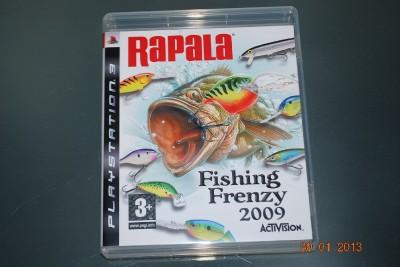 rapala fishing frenzy 2009 instruction manual