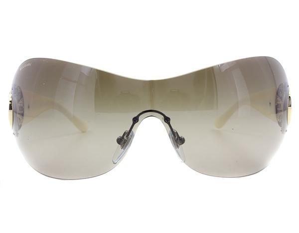 Bvlgari Sunglasses Gold Frame : New Authentic Bvlgari Sunglasses BV 6074B 278/13 Light ...