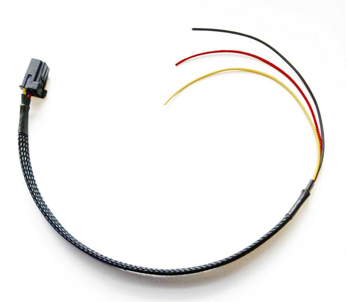 10 Pin Pigtail For Gentex 313  453 Homelink Or Hl Compass