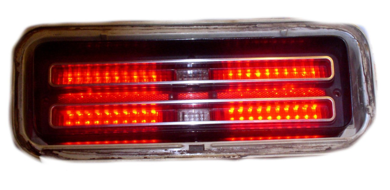 68-Pontiac-GTO-LED-Taillights-SEQUENTIAL-1968-w-Reverse