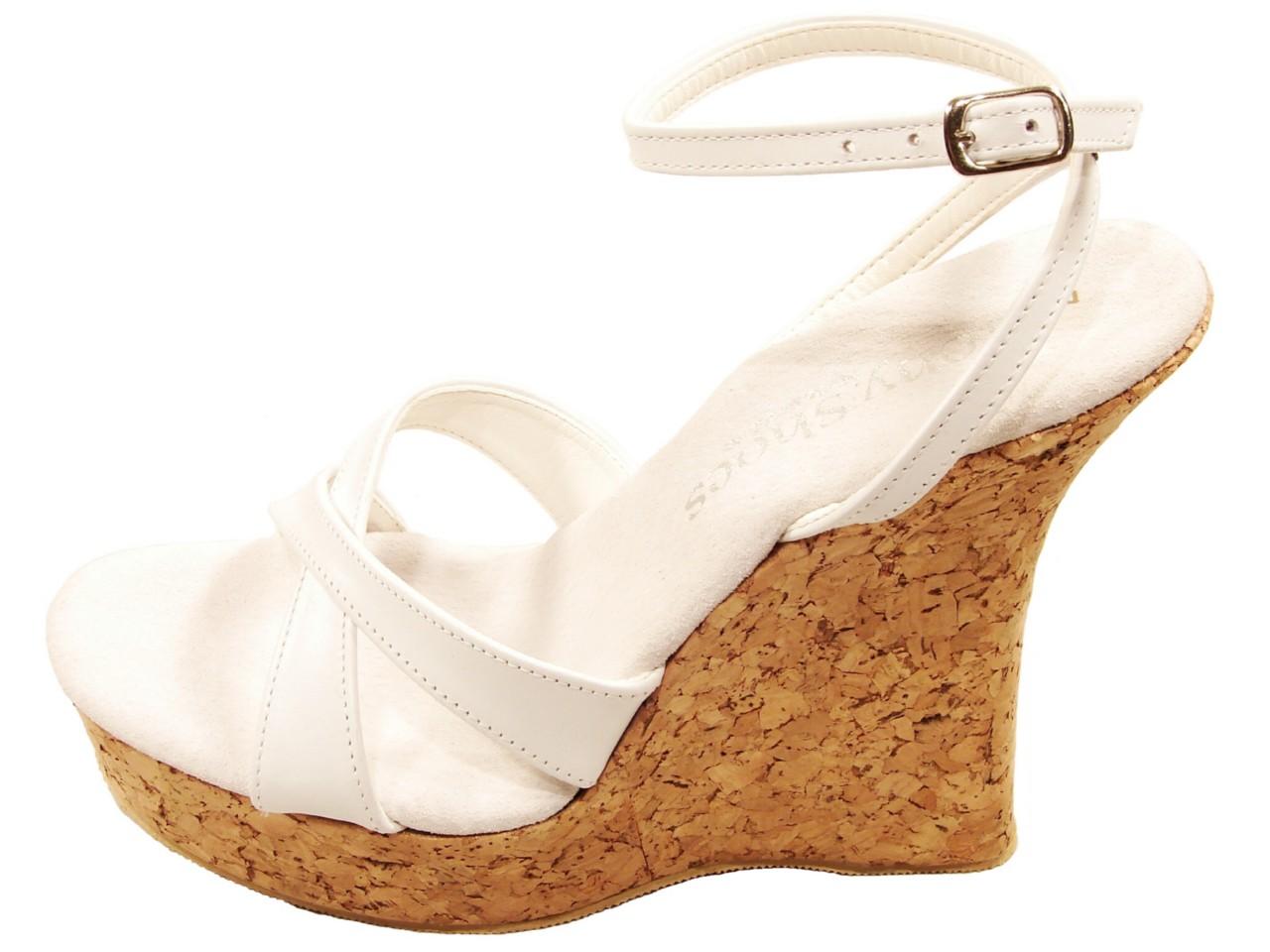 Buy Whit Platform Shoes