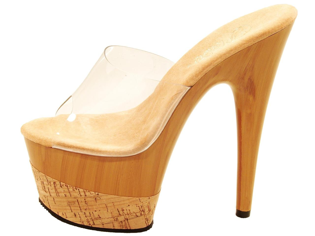 Image is loading PLEASER-SHOES-ADORE-701FW-C-FW-7-034- - PLEASER SHOES ADORE 701FW/C/FW 7