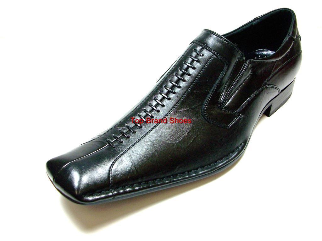 d aldo italian style black dress casual shoes loafers ebay