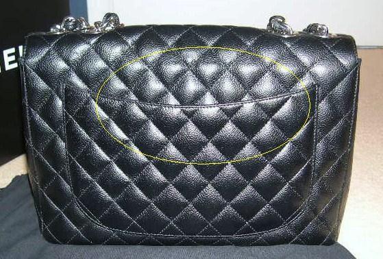 wie man fake chanel handtasche erkennen ratgeber zum kauf von echten designer taschen. Black Bedroom Furniture Sets. Home Design Ideas