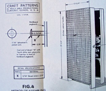 Vintage Hall Patterns