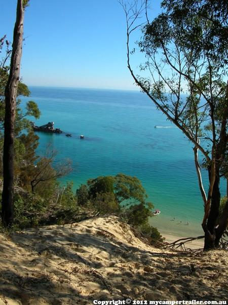 Moreton Island, Queensland Australia