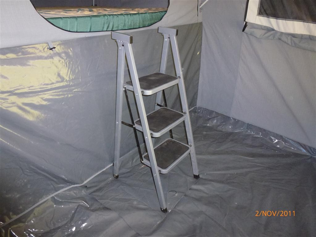 Detachable Ladder