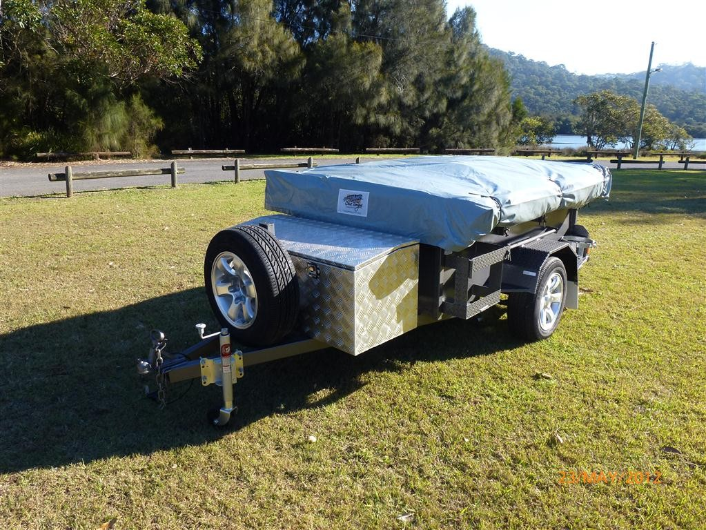 Heavy Duty Trailer Cover