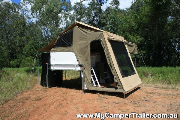 Your Best Guide to Choosing a Slide-On C&er Trailer & Camper Trailer - Slide-On Camper Trailer