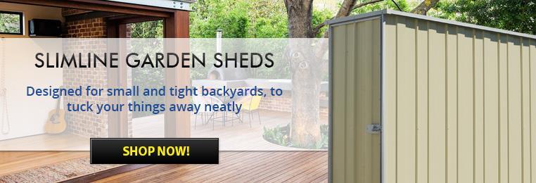 Ebay garden sheds for Narrow garden sheds
