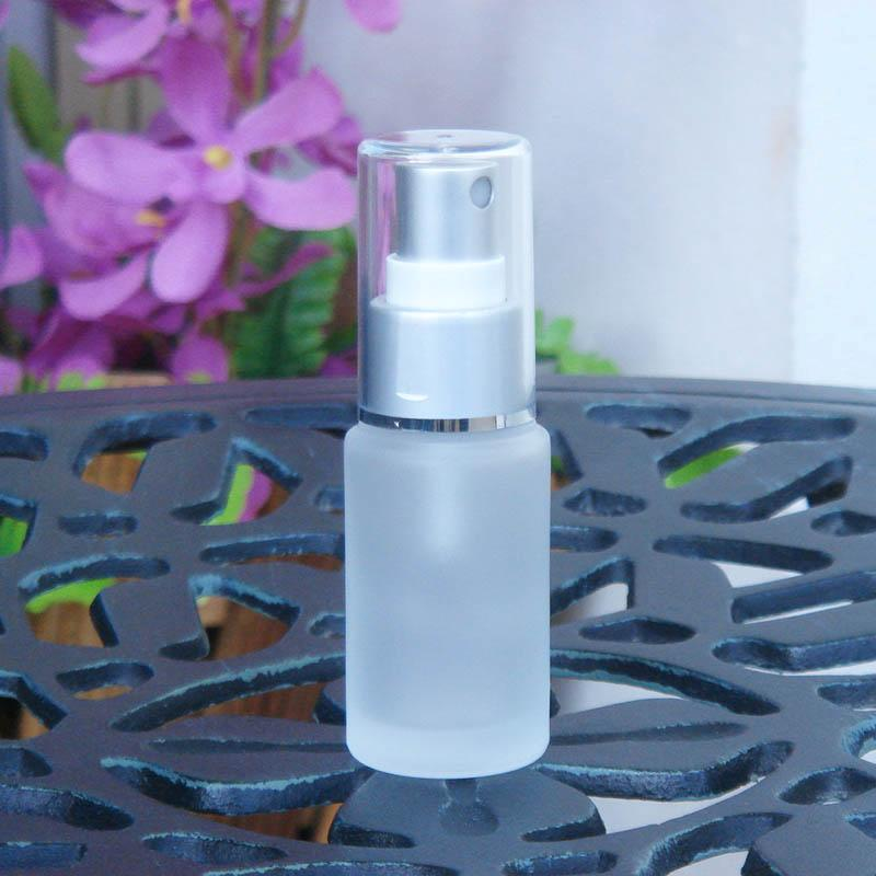 20ml-Frosted-Glass-Bottle-Atomizer-Perfume-Spray-20mm-choose-color