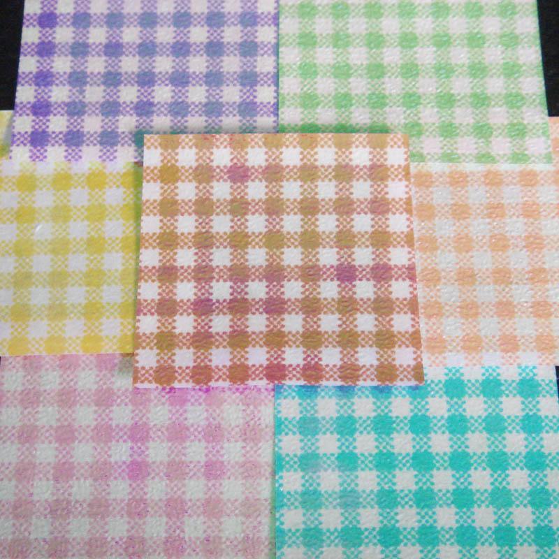Bright-Shiny-Plaid-Crane-Bird-Origami-Paper-Free-Ship