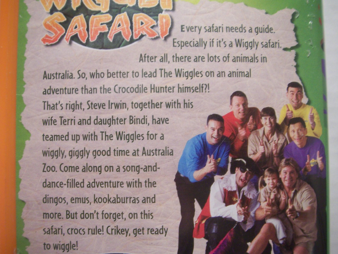 the wiggles wiggly safari trailer youtube 2659680