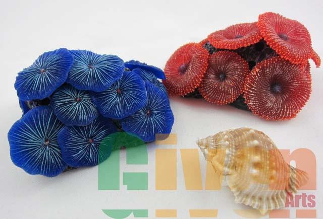 Aquarium-Fish-Tank-Silicone-Sea-Anemone-Artificial-Coral-Ornament-SH217