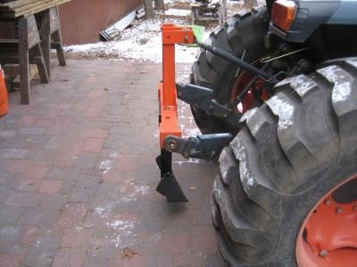 DR PRO XLP 3-Point Hitch Trimmer Mower