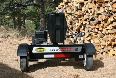 speeco 35 ton log splitter manual