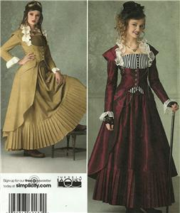 Plus Size Victorian Clothing