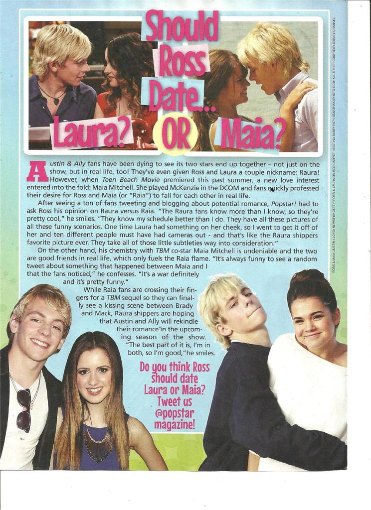 ross and laura dating fanfiction