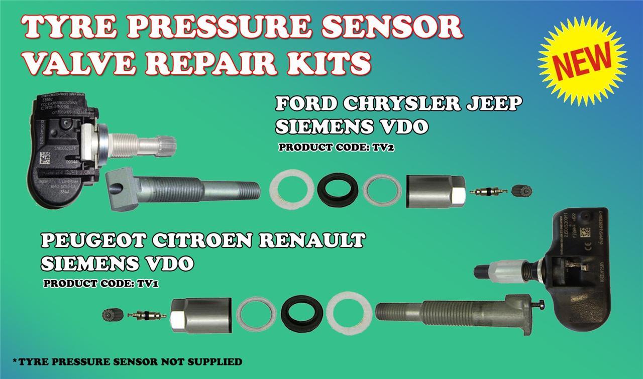 Tyre Pressure Banner