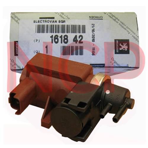 turbo solenoid electro valve for peugeot 307 407 citroen c4 c5 2 0 hdi 161842. Black Bedroom Furniture Sets. Home Design Ideas