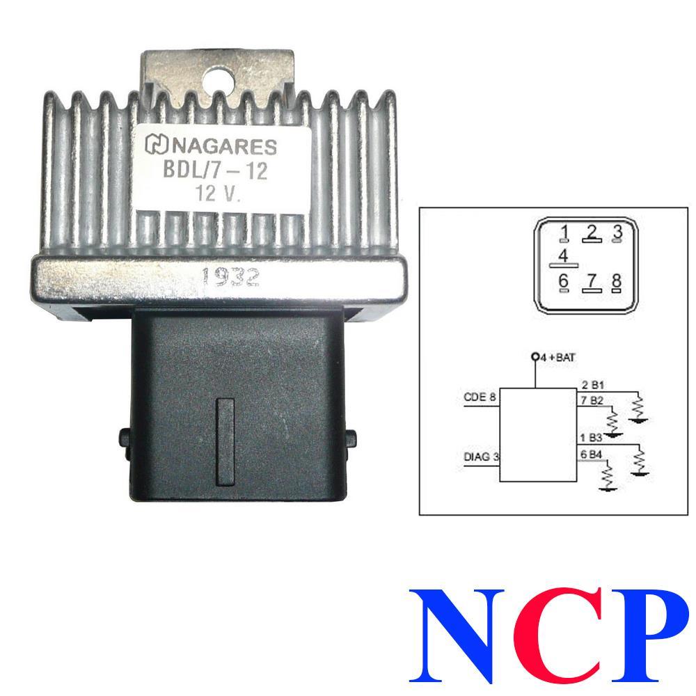 vauxhall vivaro glow plug wiring