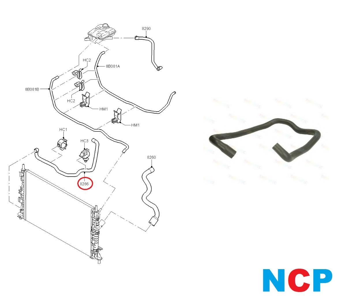 focus radiator diagram   22 wiring diagram images