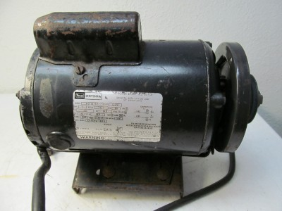 Vintage Sears Craftsman 1hp Electric Table Saw Motor More Model Ebay