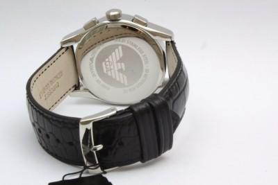 New Emporio Armani Men Classic Chrono Date Watch AR0669