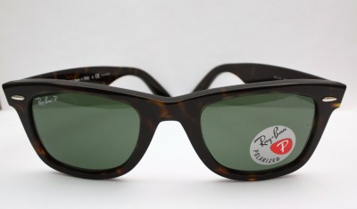 are my ray bans polarized  ray ban wayfarer