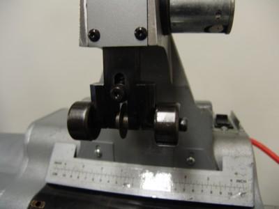 rigid pipe cutting machine