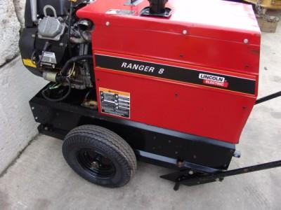 ranger 8 welding machine