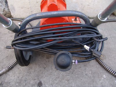 general cable sewer machine