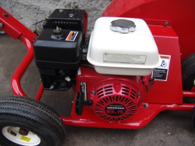 Brown Products Lawn Bed Shaper Edger 6hp Honda Motor Works