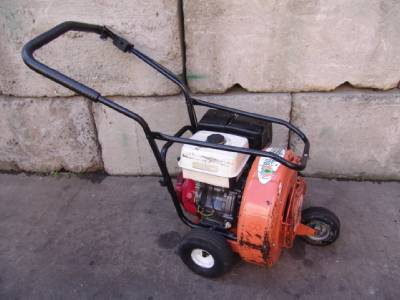 Billy Goat Leaf Blower Honda 13 Hp Gx 390 Motor Woks Fine