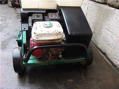 Billy Goat Aerator Turf Plugger Honda Motor Works Fine
