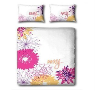 Roxy Bedding Julia Duvet Cover Sets on Roxy Single Double Panel Duvet Set Quilt Cover Bedding   Ebay