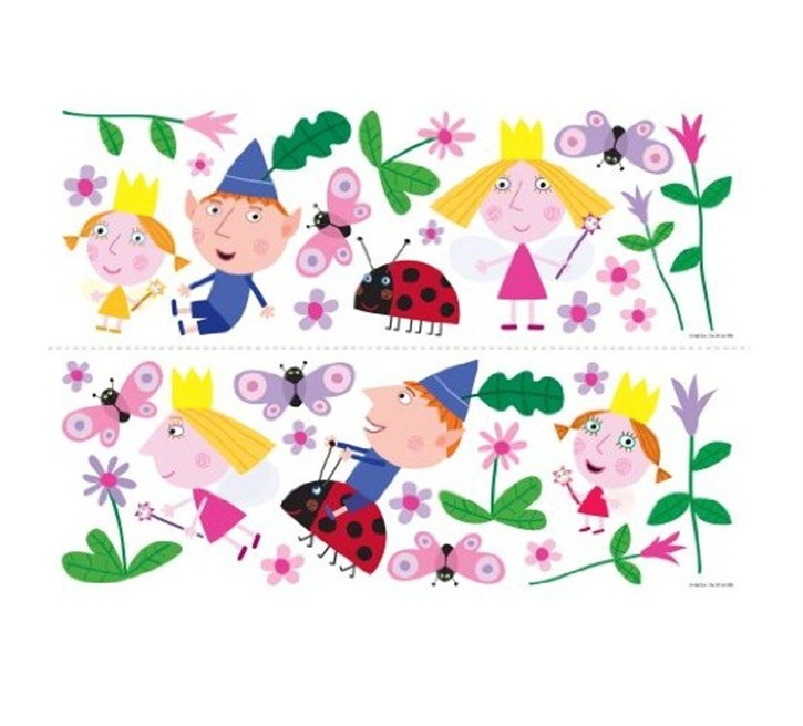 disney childrens kids bedroom self adhesive wall stickers