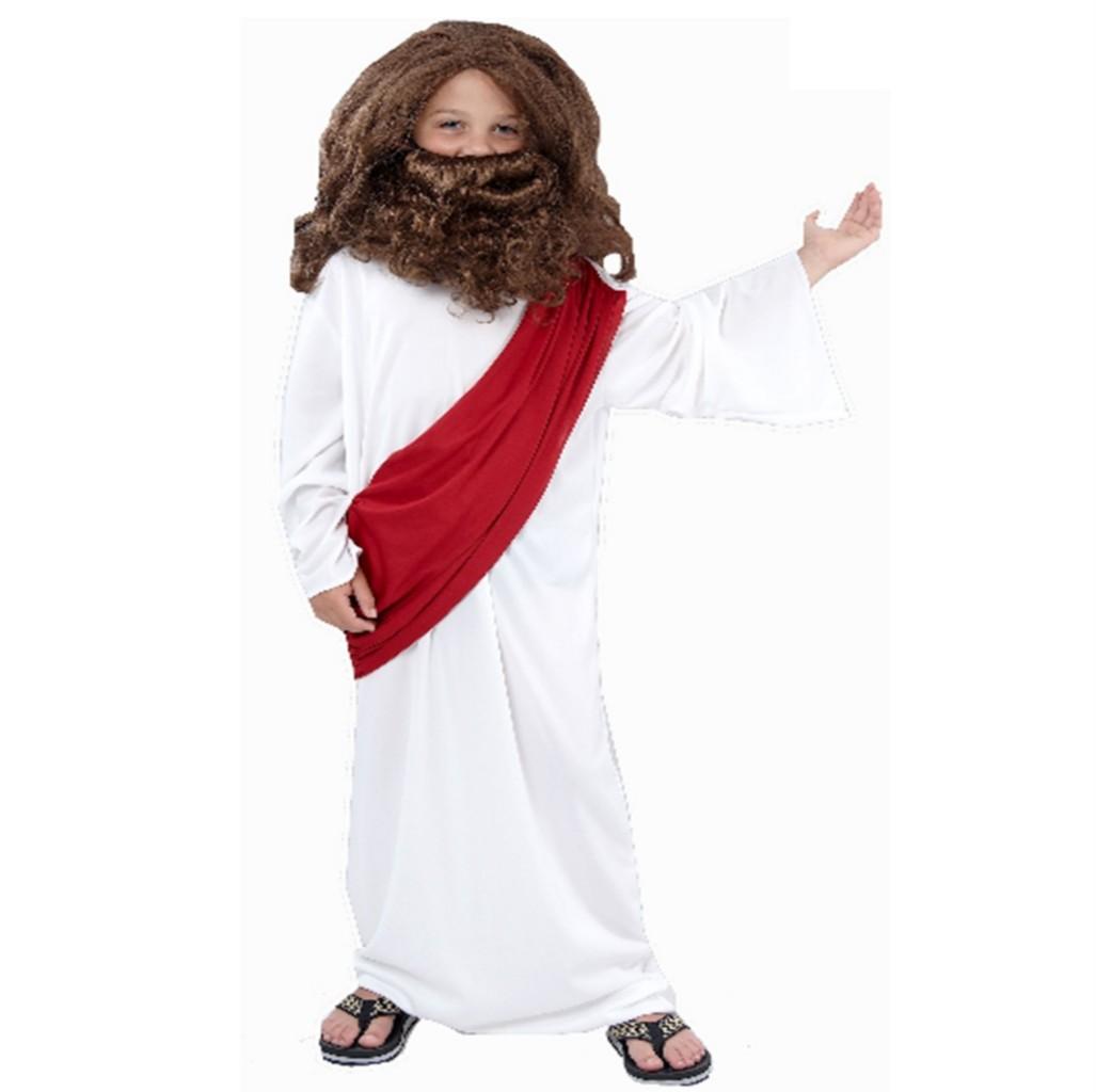Fancydress xmas christmas nativity childrens jesus costume joseph kids