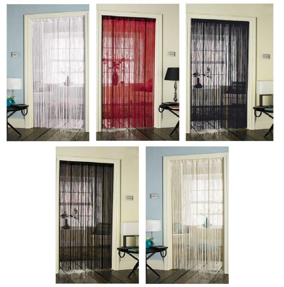 STRING-CURTAINS-FOR-DOORS-WINDOWS-DIVIDERS-FLY-SCREEN-DOORWAY-BEDROOM ...