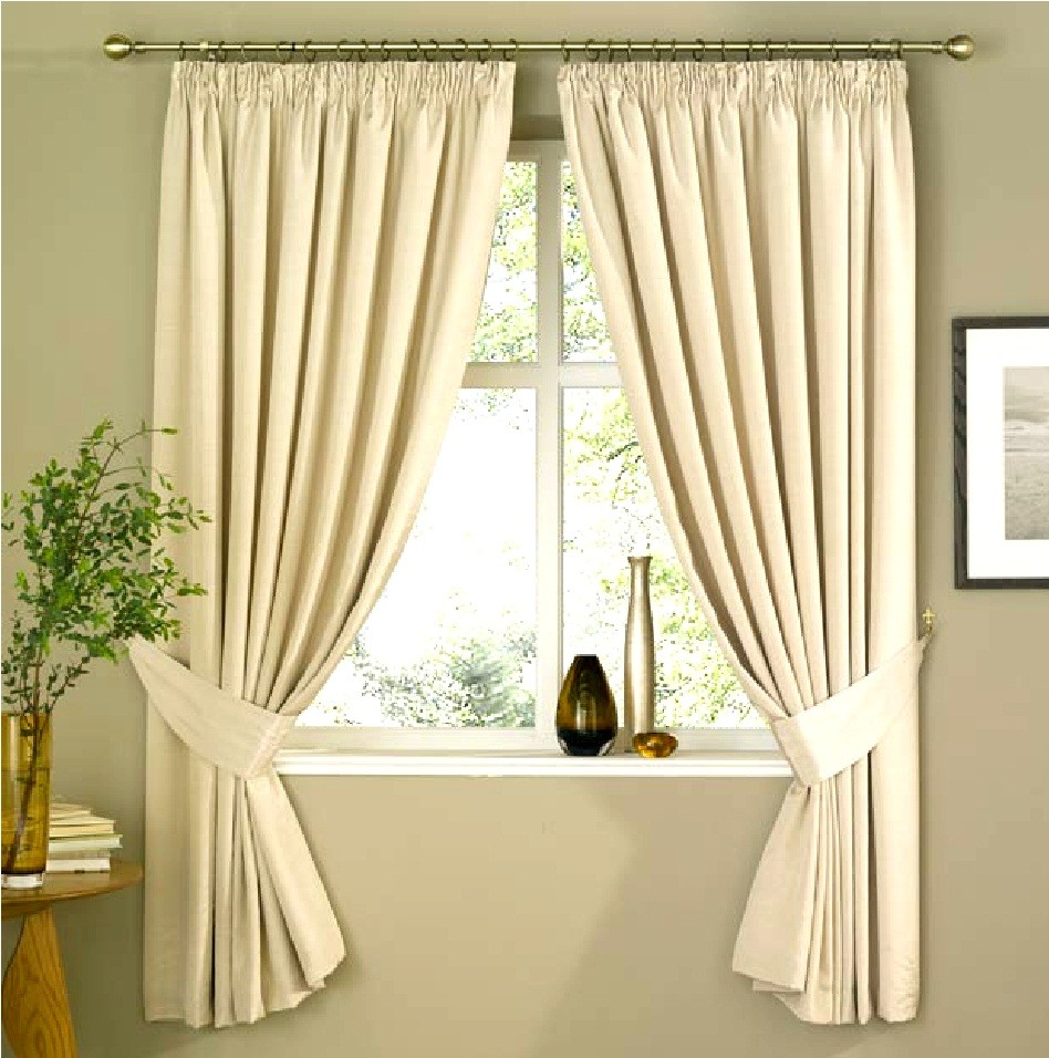 Eleanor James Artisan Gold Lined Ready Made Curtains Set
