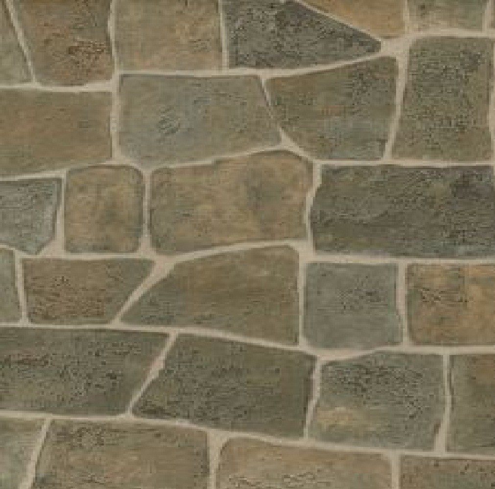 Stone Effect Kitchen Wallpaper: BREWSTER RUSTIC EASY TEXTURE BRICK PEBBLE STONE EFFECT