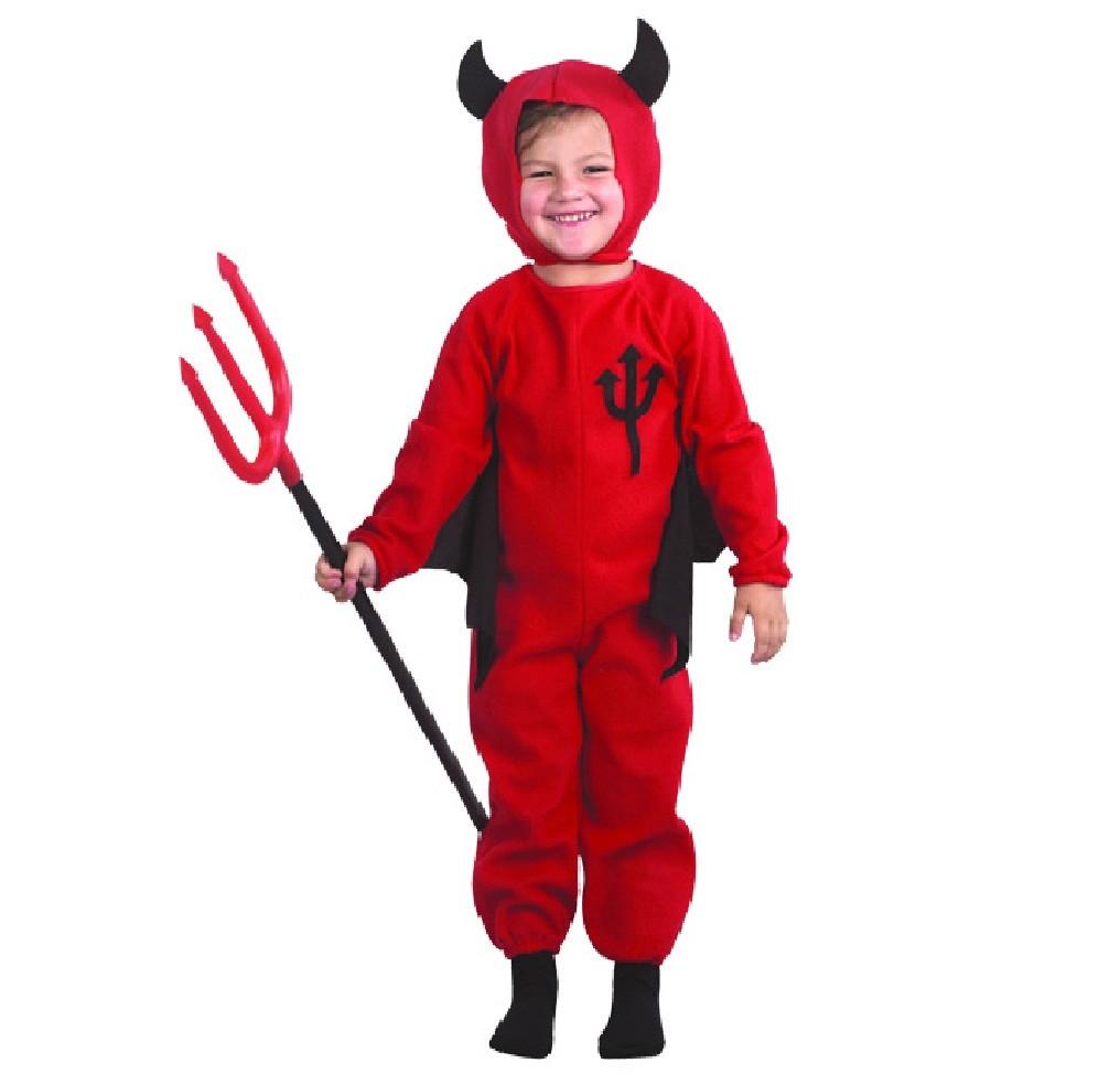 Devil Halloween Costumes For Kids